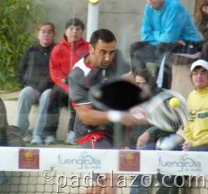 Jesus Marquet campeon 1ª en el Higueron