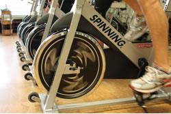 Cerrado del Aguila - Gimnasio spinning