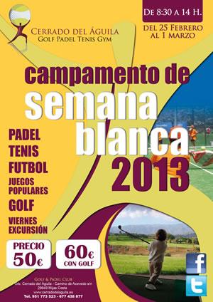 Club de Padel y tenis Cerrado del Aguila en Fuengirola Mijas