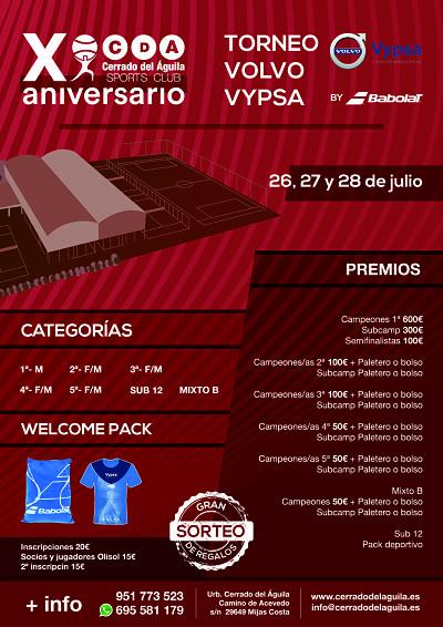 Torneo X aniversario Cerrado del Águila Vypsa by Babolat web