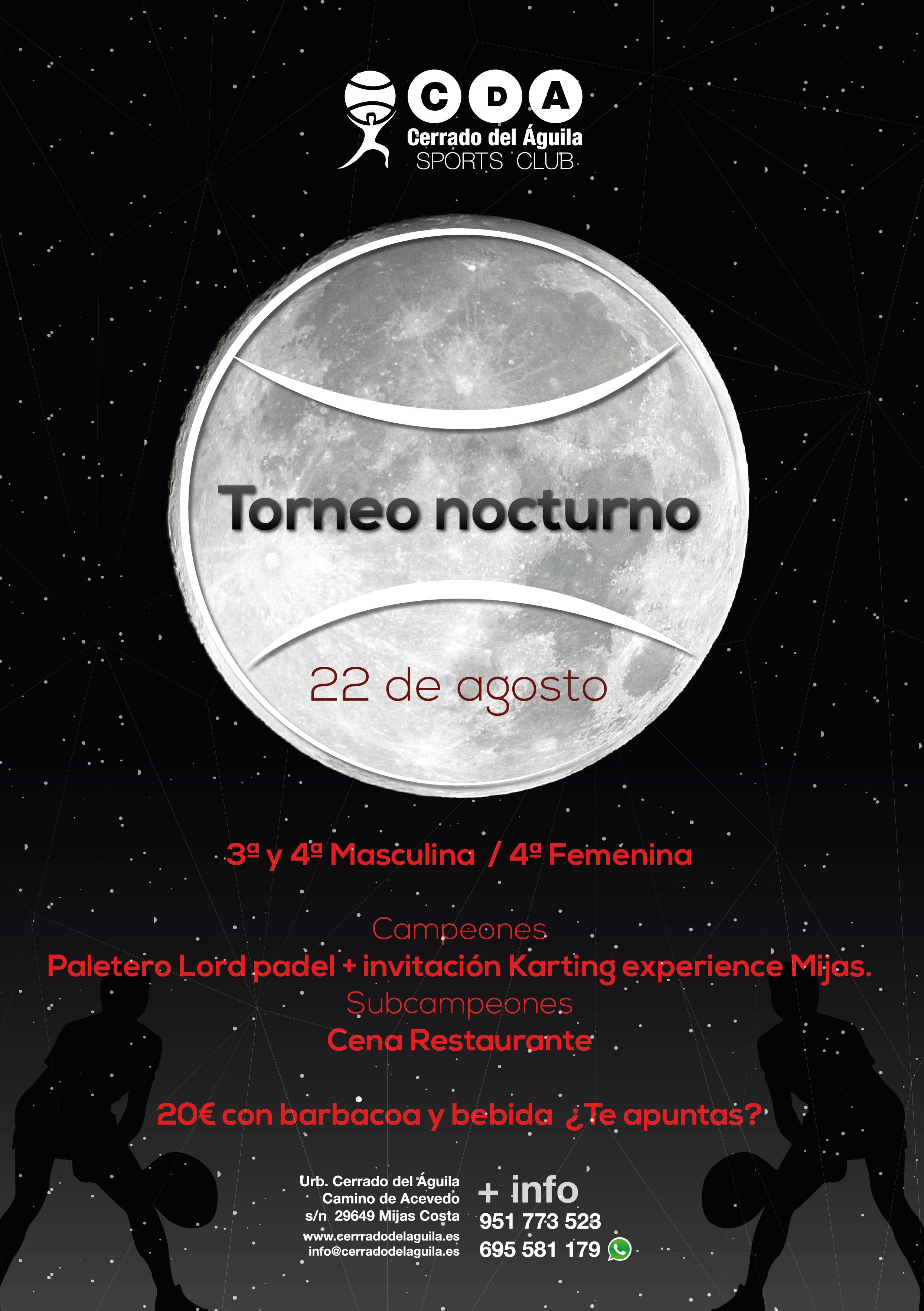 Torneo-nocturno