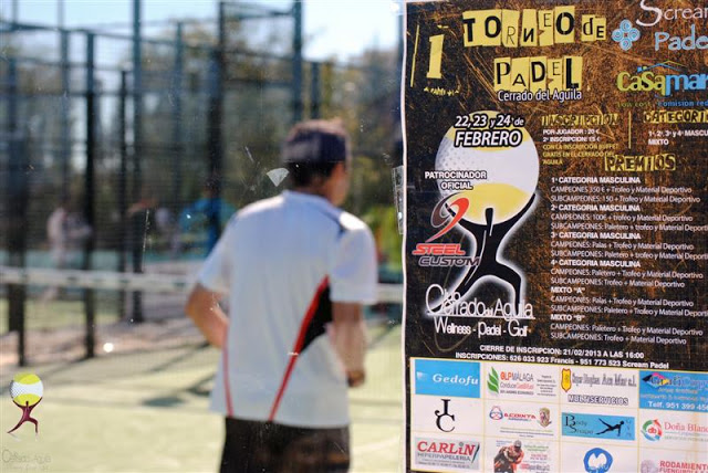 Torneo de Padel Screampadel