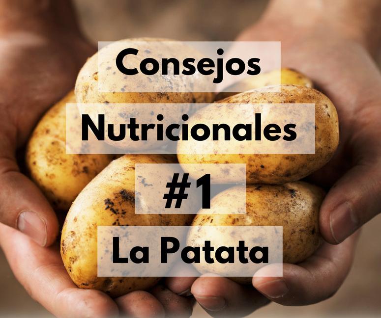 consejos nutricionales, los beneficios de la patata