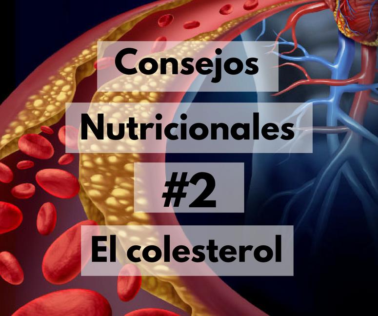 Consejos nutricionales: El colesterol