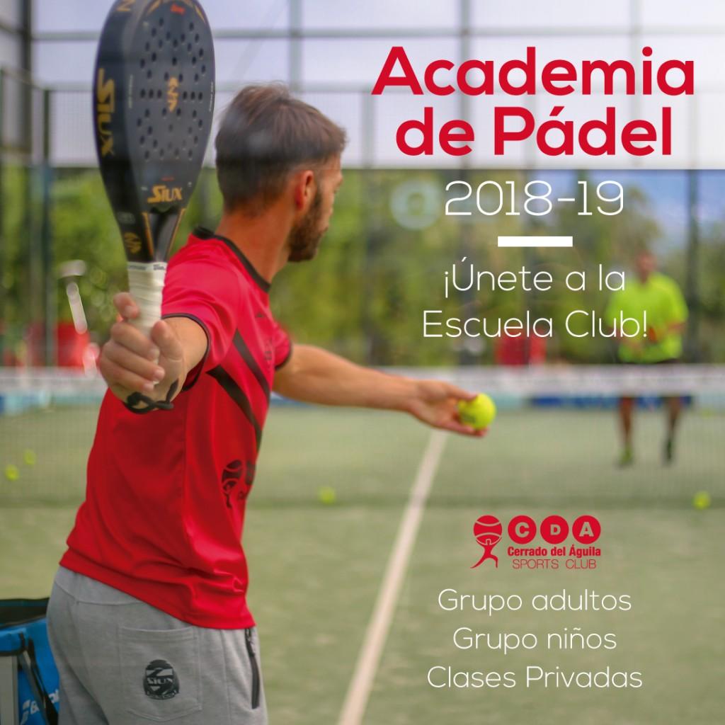 clases de pádel en Málaga