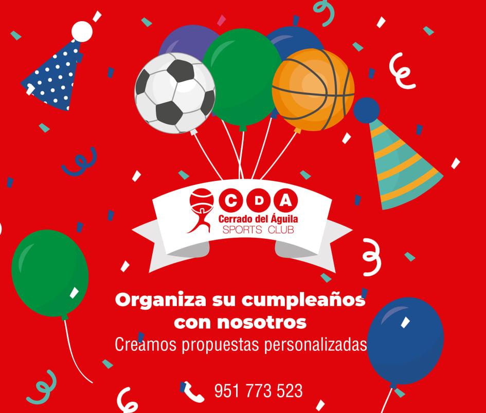 celebracion de cumpleaños para niños en mijas