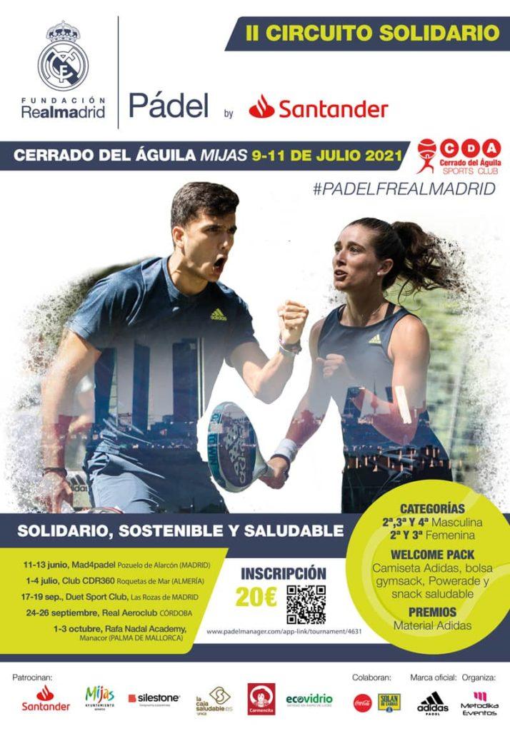 Segundo Circuito Solidario Fundación Real Madrid